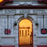 The Best Western Royal King's ArmS at Lancaster, UK