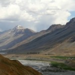 Skywatch Friday- Skies from Kibber, Spiti, India