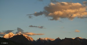 Sky at Dhankar, Spiti
