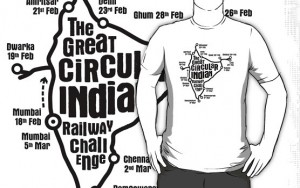 Great Circular Indian Railway Challenge