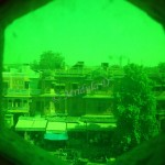 Skywatch Friday- Jaipur City and the Sky through Colored Glasses