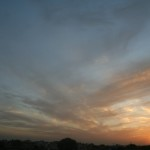 Skywatch Friday- The Skies Change Color