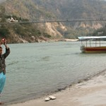 The Atmosphere at Rishikesh