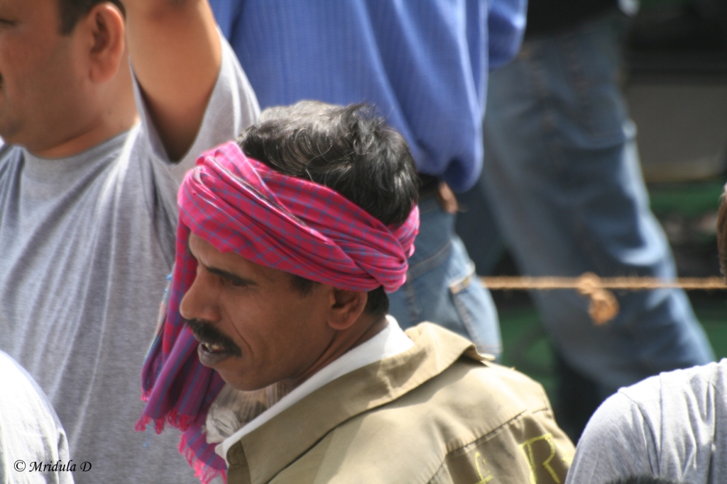 Yet Another Face of Protest Anna Hazare's Fast at Jantar Mantar