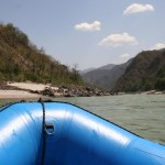 Skywatch Friday- Rafting at Rishikesh