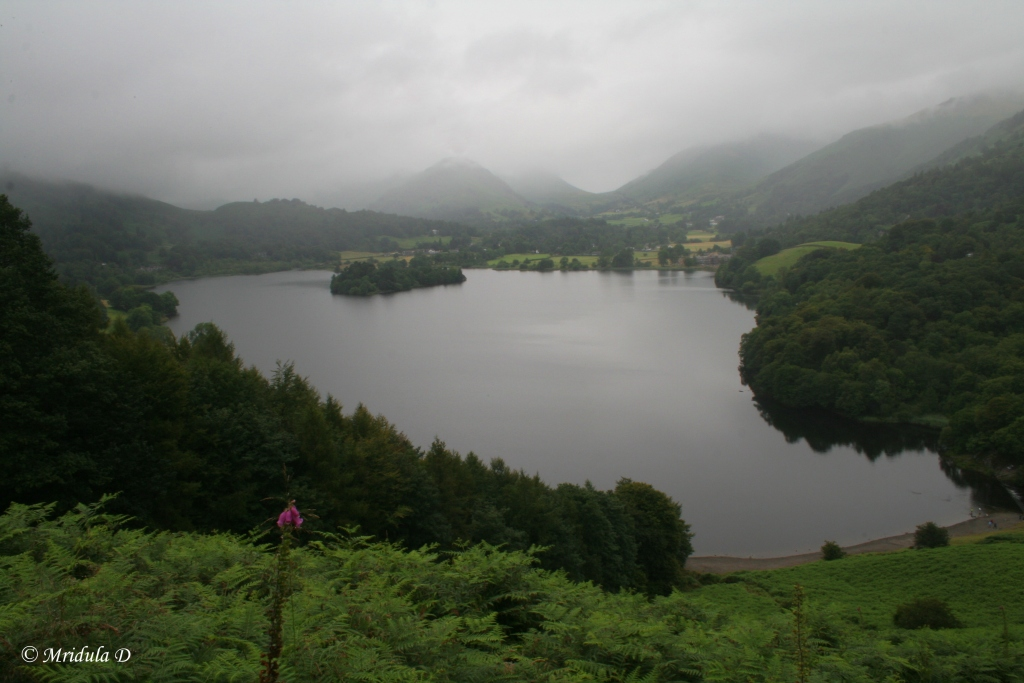 Lake Grasmere, Lake District, UK