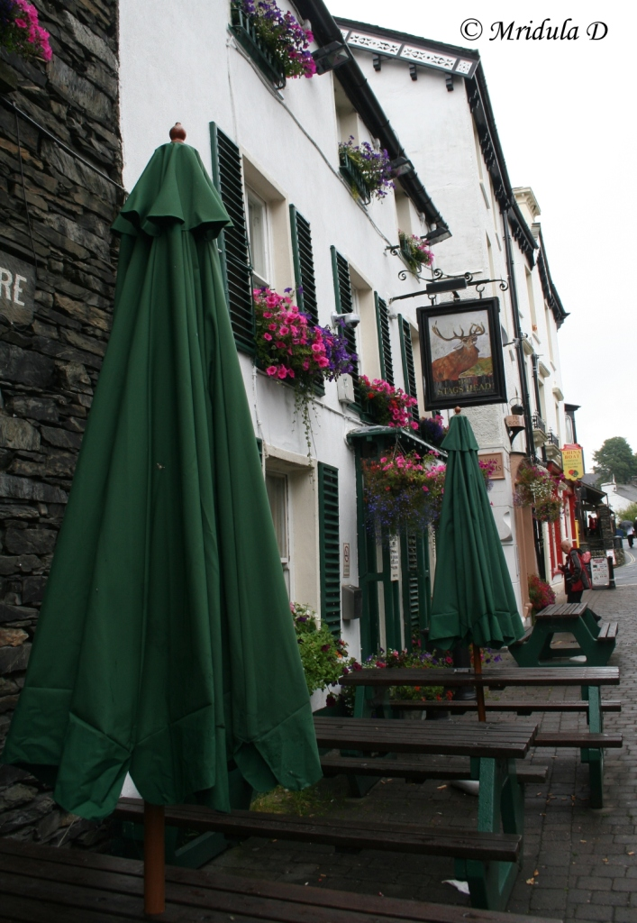 Stags Head Hotel, Bowness on Windermere