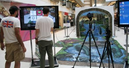 Visit Britain 3D Canvas Photo Competition