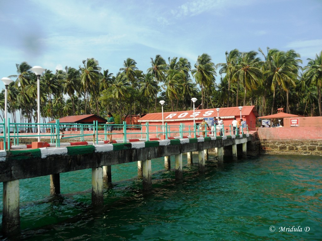Ross Island, Port Blair