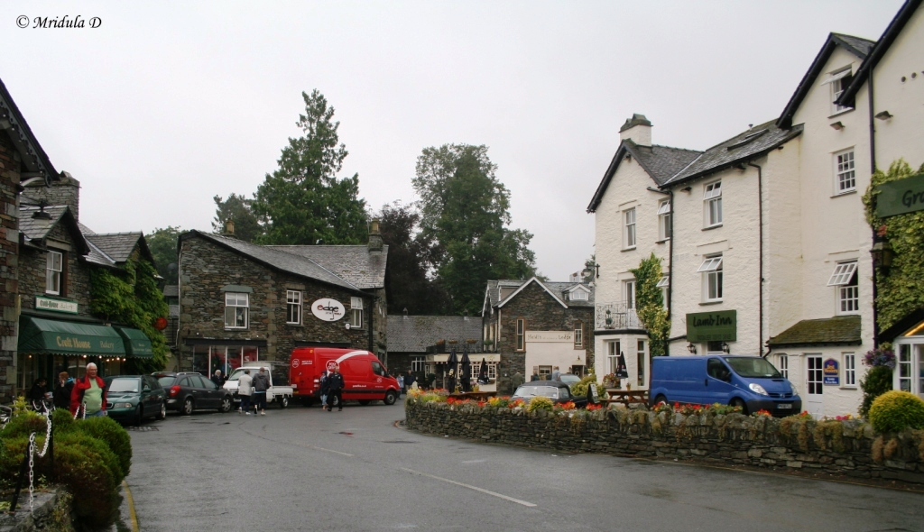 Grasmere, Lake District, UK