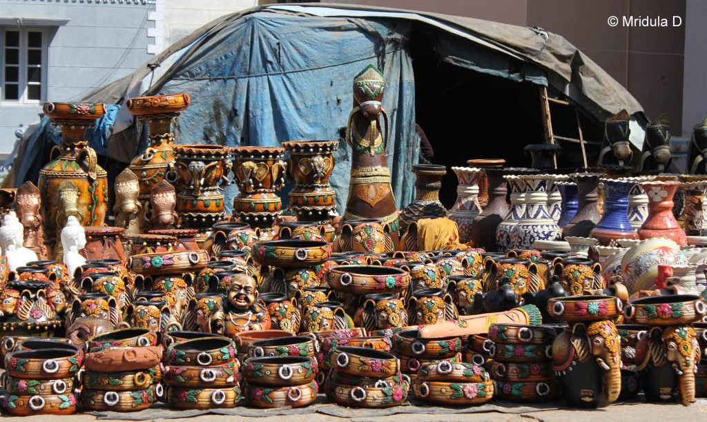 Roadside Pottery, Bangalore
