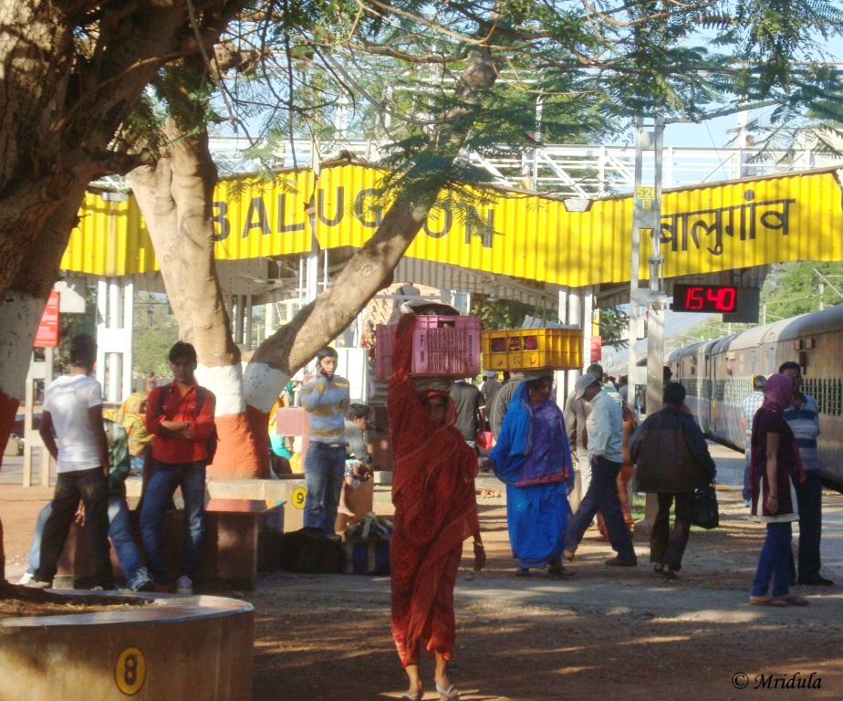 Balugaon Railway Station, Getaway to Barkul, Chilika Lake