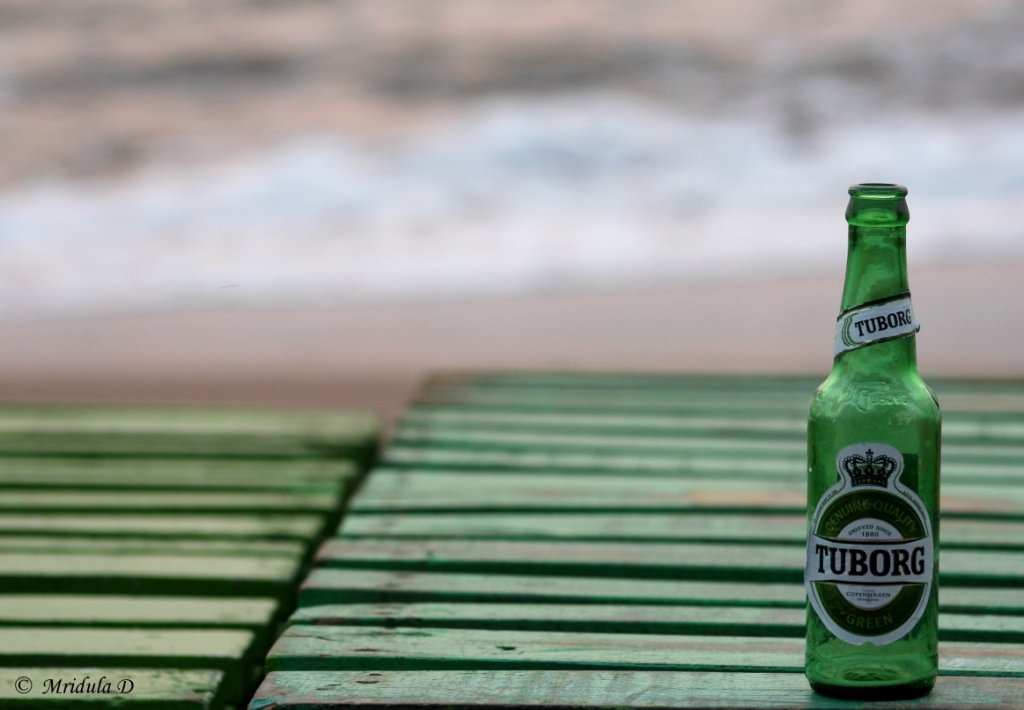 Beer by the Sea