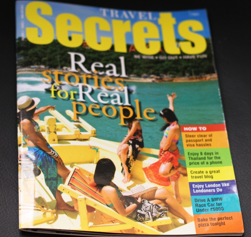 Travel Secrets Magazine