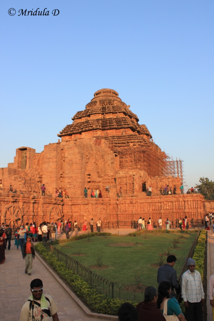 The Sun Temple of Konark, Odisha