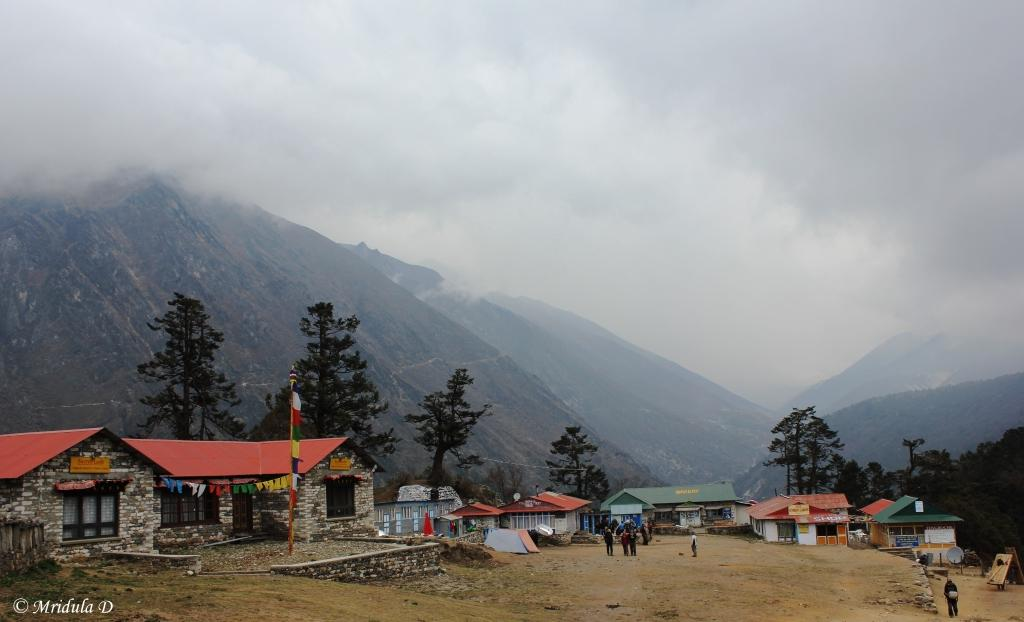 Tengboche, Everest Base Camp Trek, Nepal