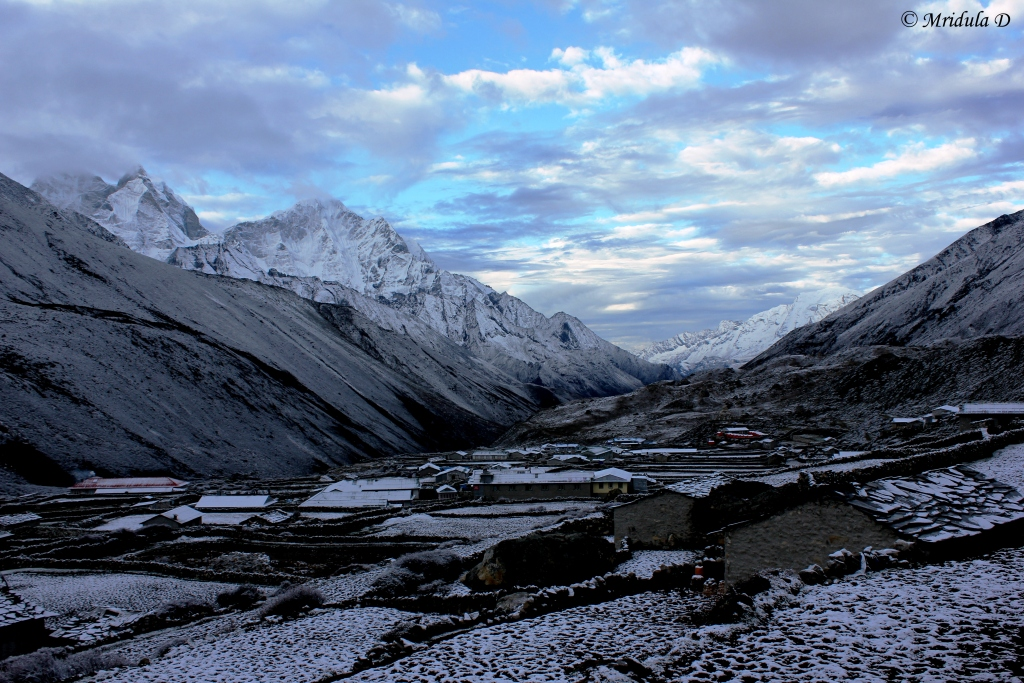 Dingboche, Everest Base Camp Trek, Nepal