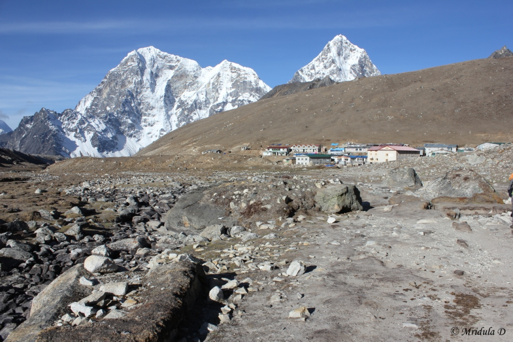 Lobuje, Everest Base Camp Trek, Nepal