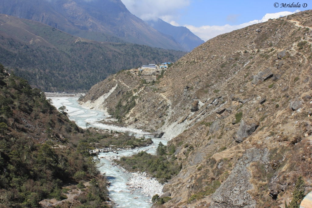 River Dudh Kosi, Everest Base Camp Trek, Nepal
