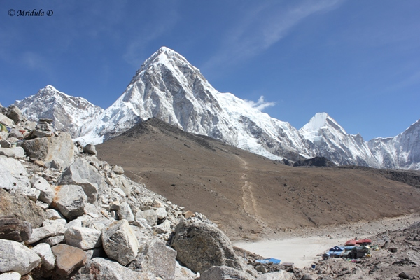 Gorekshep, Everest Base Camp Trek, Nepal