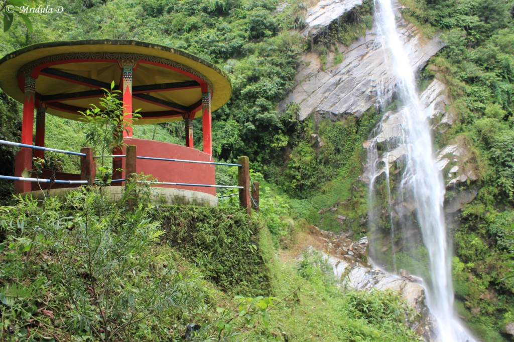 Sangay Waterfalls Near Pelling, Sikkim