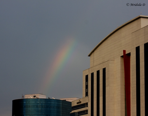 Rainbow at Gurgaon