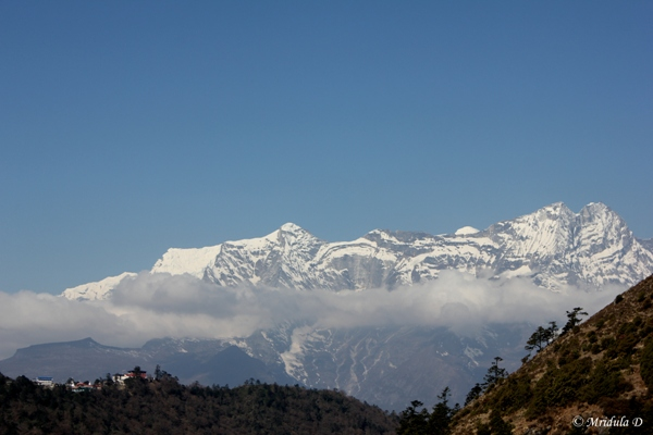 Sky Watch- Tengboche Dingboche Route, Everest Base Camp Trek, Nepal