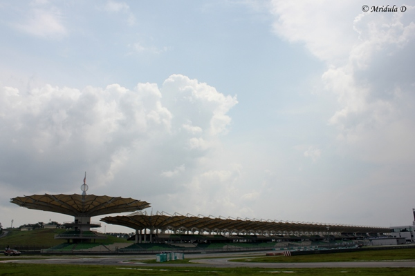 Grand Stand, Sepang F1 International Circuit, Malaysia