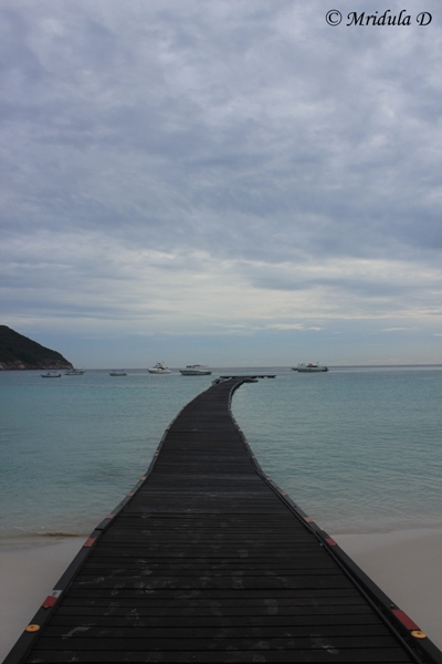 The Beach for the Taaras Resort, Redang Island, Malaysia