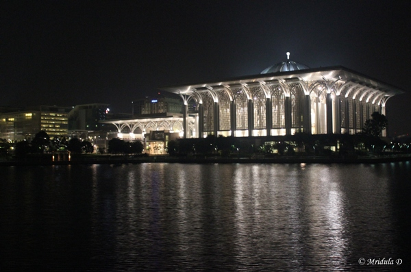 The Prime Minister's Office, Putrajaya, Malaysia