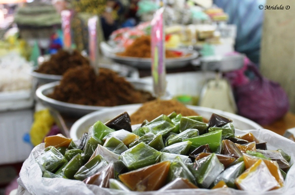 Sweets from the Local Market, Terengganu, Malaysia