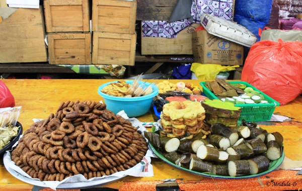 Sweets at the Local Market, Terengganu