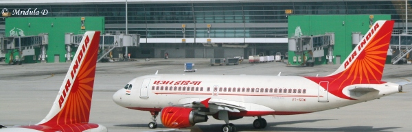 Air India Planes, T3, New Delhi