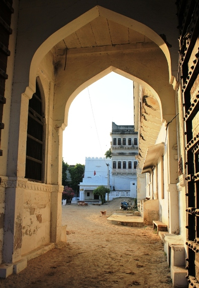 The Haveli at Raipur, Rajasthan