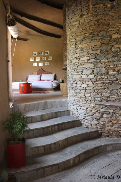 Rooms at Lakshman Sagar, Pali, Rajasthan