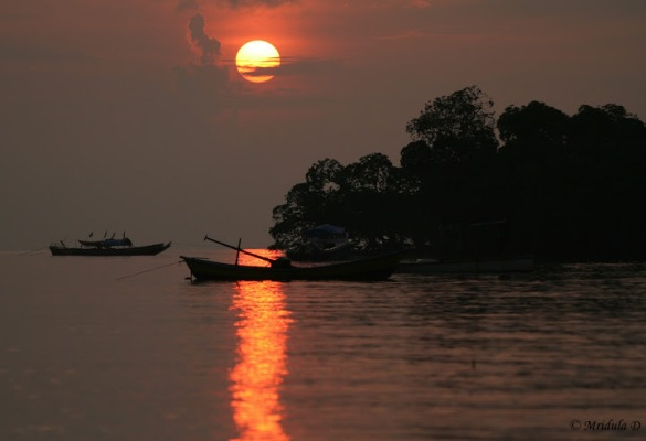 Sunrise at Havelock, Andaman Islands, India