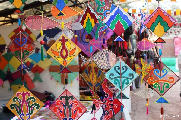 Kites for Decoration, Dilli Haat