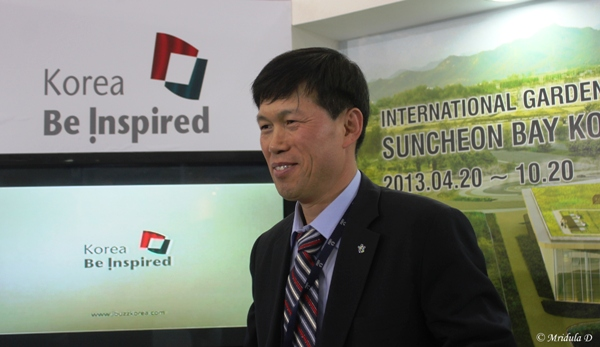 Lee Jae Sang Director India, Korea Tourism Organization