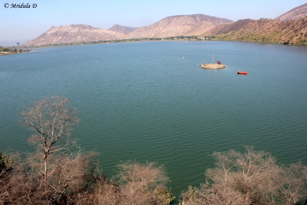 Beautiful Siliserh Lake, Alwar, Rajasthan