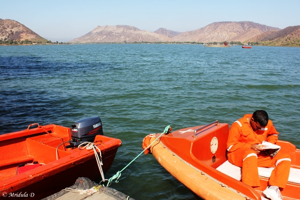 The Boating Station, Siliserh Lake, Alwar, Rajasthan