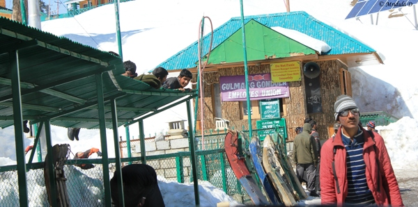 Gulmarg Gondola Offices