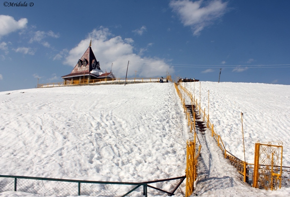 The Temple at Gulmarg