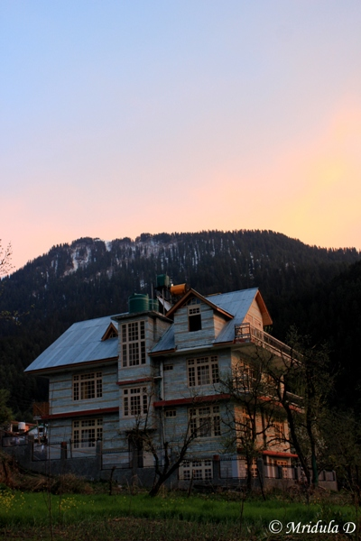 A House at Jagatsukh, Himachal Pradesh, India
