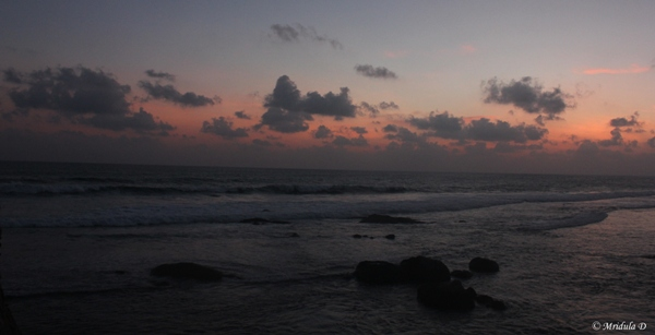Sunset from the Fort, Galle, Sri Lanka