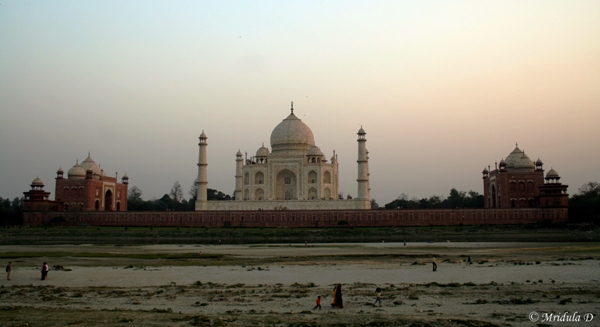 Taj Mahal, Agra, UP