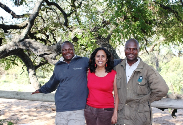 At Tintswalo Lodge. South Africa