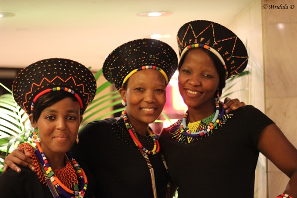 Beautiful Women, South Africa