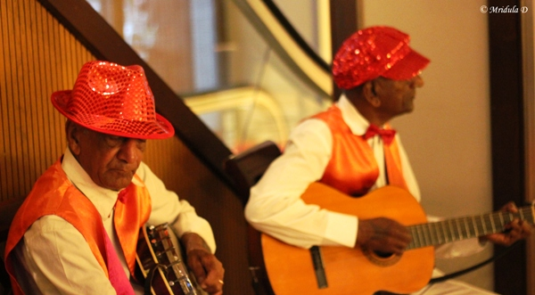 Musicians, Durban, South Africa