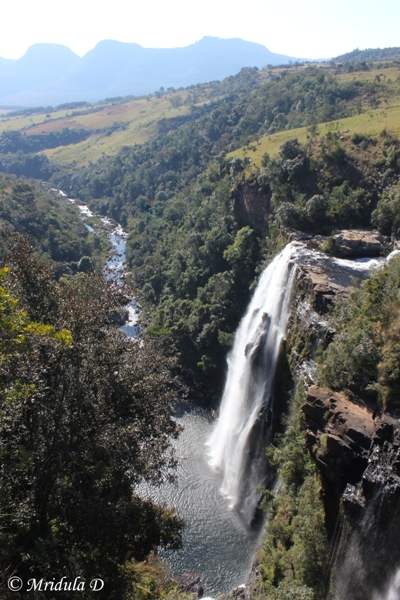 The Lisbon Waterfall, Panorama Route, Mpumalanga, South Africa