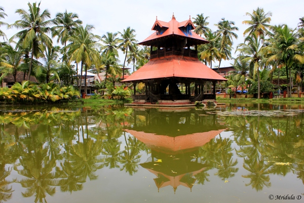 CTD Temple Pond, Fort Kochi, Kerala